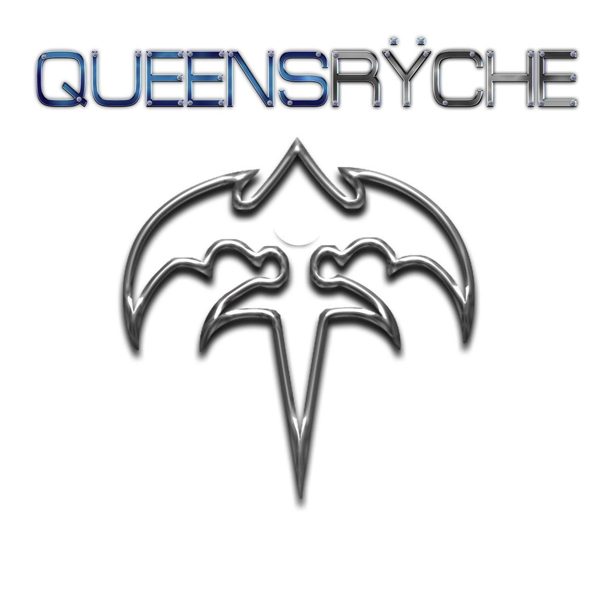 Queen Band Logo Png Queensryche Investor V...